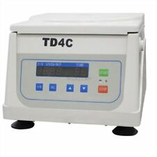 Low Speed 1Pc TD4C New 8*15ML Lab Blood Centrifuge Prp Medical Beauty he