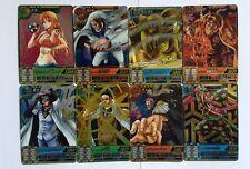 One Piece Card OnePy Treasure World PART01 Super Rare Set 8/8