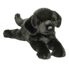 JAKE the Plush BLACK LAB Dog Stuffed Animal - by Douglas Cuddle Toys - #2449