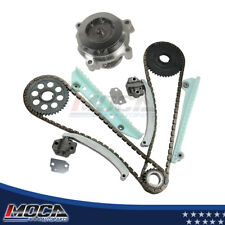 Timing Chain Water Pump Kit Fits 03-10 Ford Expedition F150 Heritage 4.6L V8