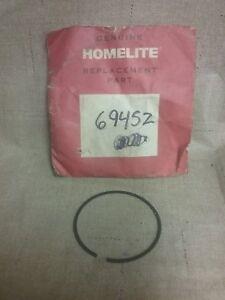 New Genuine Homelite Piston Ring 69452