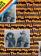 OUTSIDERS dutch pop special HOLLAND EX LP