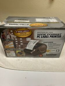 Brother QL-1050 Wide Format PC Thermal Label Printer