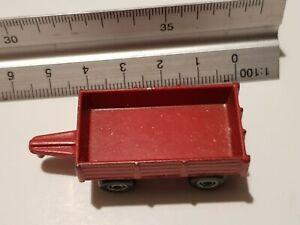 Ertl Massey Ferguson Tractor FARM WAGON TRAILER ONLY Small Scale Possibly 1/87