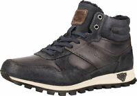 DOCKERS by Gerli 41JF105 Herren Hohe Sneaker Stiefel Boots Navy