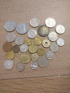 Münzen Geld Sammler Europa