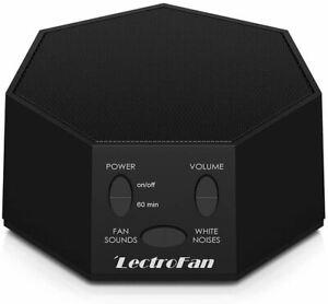 Adaptive Sound Technologies LectroFan High Fidelity White Noise Sound Machine wi