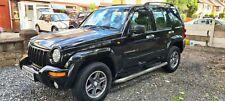 jeep cherokee  extreme sport 2,8 crd automatic 4x4 black 5 door mot feb 2022