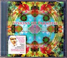 Hildegard von BINGEN Visions of Paradise O Jerusalem tu suavissima SEQUENTA CD