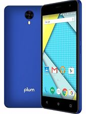Plum - Unlocked Phone 4G GSM ATT Tmobile Metropcs Straight Talk NET10  Z516BLU