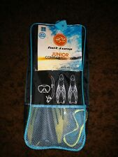 Hot Tuna - Junior Complete Diving Set (mask, snorkle & fins