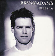 "CD SP 1 T BRYAN ADAMS  ""HERE I AM""  (PROMO)"