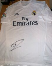 b298ca21393 REAL MADRID -CRISTIANO RONALDO HAND SIGNED 2015 16 JERSEY - PHOTO PROOF    COA