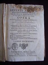 R. D. D. Ruperti Abbatis Opera - T.2