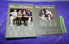 Will  Grace - Season 1 (DVD, 2003, 4-Disc Set)