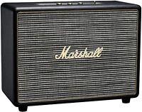 Marshall Audio Woburn Bluetooth Speaker with Aux RCA Optical Input - Black