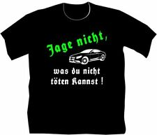 Unifarbene Sprüche Fruit of the Loom Herren-T-Shirts