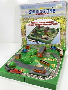 Shining Time Station 4-Corner Miniature Adventure Playset Thomas the Train Engin