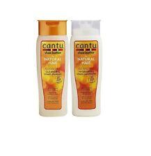 Cantu Shea Butter Sulfate free Cleansing Cream Shampoo & Cream Conditioner 400ml