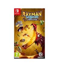 Juegos Nintendo switch Rayman Legends Definitive Edition