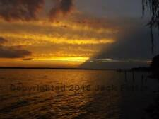 "Capahosic Sunset - 17151 Photo S&N 11""x14"" sci-fi ""Peace: the Series"" Serenian"