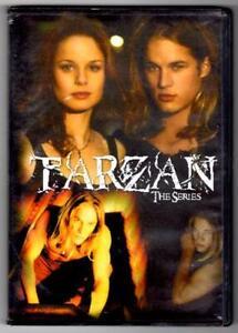 DVD TARZAN TV SERIES 2003 LUCY LAWLESS (XENA) PILEGGI (X-FILES) SARAH W CALLIES