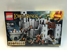 New Sealed LEGO Lord Of The Rings Battle Helms Deep - 9474