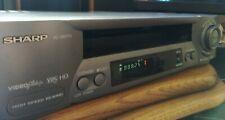 Vintage Retro Sharp VC MH711 Video Recorder Good Working Order