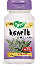 Boswellia Nature's Way 60 Tabs