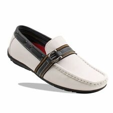 Stylish & Comfort Shoes Brand New With Box Boy's Slip-On Flat Moccasin Exterior
