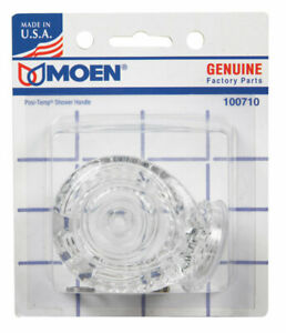 Moen  Posi-Temp  Clear  Tub and Shower  Faucet Handle