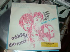 """MIDDLE OF THE ROAD """" CHIRPY CHIRPY CHEEP CHEEP """" ITALY'70"""