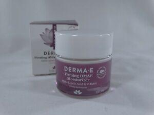 Derma E Firming DMAE Moisturizer Alpha Lipoic Acid C-Ester 2.0 oz exp:4/23