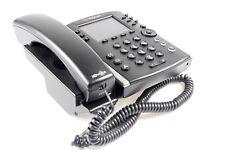 Polycom VVX410 IP-Telefon schwarz stärkere Gebrauchsspuren (ohne Standfuß) MwSt.