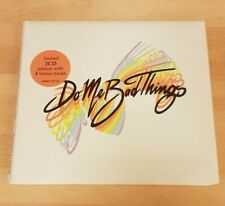 DO ME BAD THINGS 'YES!' - LIMITED EDITION DOUBLE DIGIPAK CD ALBUM