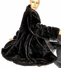 Barisal 42 arte cappotto di pelliccia arte pelliccia Webpelz VISONE fake fur coat mink like