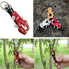 Climb Hook Carabiner Clip Lock Keyring Keychain Ring Chain Multicolor Fashion