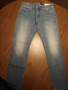 American Eagle Men's Extreme Flex 4 Slim Jeans 34 / 32 NWT