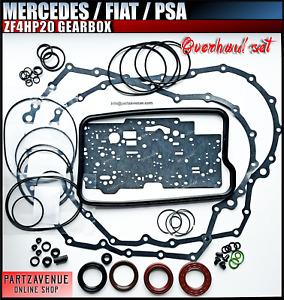 ZF4HP20 overhaul kit ,4HP20 Seal & gasket set MERCEDES FIAT PSA