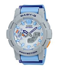 Casio Baby-G * BGA185-2A Anadigi Runner Blue for Women COD PayPal