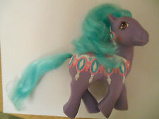 SPARKLER Merry-Go Round Carousel Ponies My Little Pony G1 Vintage 1989 RARE HTF