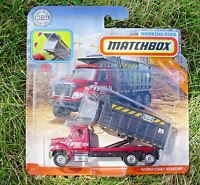 Matchbox 2019 Real Working Rigs. RW005. International Workstar Dump Truck  GGV81