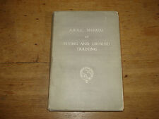 A.B.A.C. Manual of Flying and Ground Training by Assoc of British aero clubs