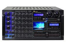 Idolmain Ip-6500 6000W Karaoke Mixing Amplifier - Brand New Model 2021