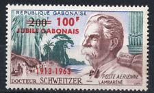 République Gabon Année 1963  Poste Aérienne n° 11 - Jubilé gabonais NEUF**