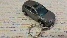 Diecast Mazda CX5 CX-5 Grey Toy Car Keyring / Keychain RECORDED DELIVERY