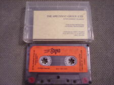 VERY RARE The Sages DEMO CASSETTE TAPE reggae rock UNRELEASED Columbia SC 8 trax