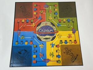Cranium Board Game Replacement Gameboard Only Year 2001