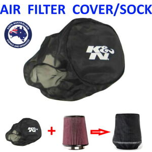 Air/Pod Filter Cover Sock Protective Cover Dust Rain Oil - Universal for K&N KN