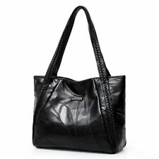 Genuine Leather Handbags For Women Luxury Shoulder Bag Large Capacity Ladies